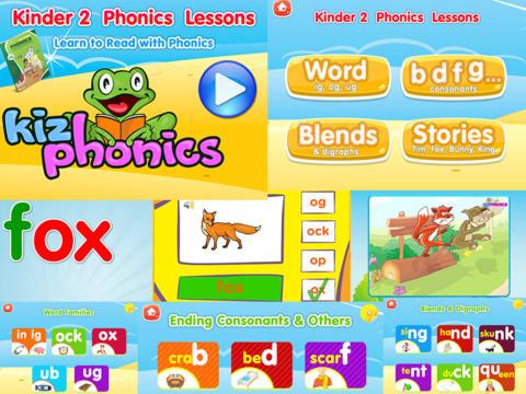 kindergarten level 2 app
