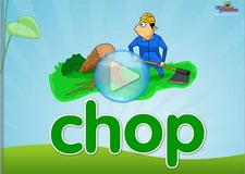 Ch beginning digraph Phonics Video