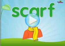 Ar r controlled vowel Phonics Video