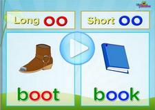 Oo vowel digraphs Phonics Video