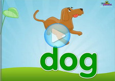 D beginning Phonics Video