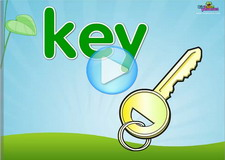 K beginning Phonics Video