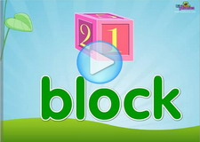 Ock word family Phonics Video