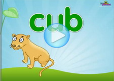 Ub word family Phonics Video