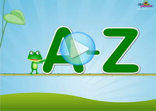 A-Z Letter Sounds Phonics Video