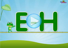 E-H Letter Sounds Phonics Video