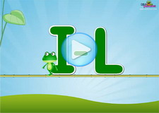 I-L Letter Sounds Phonics Video