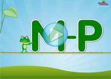M-P Letter Sounds Phonics Video