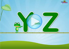 Y-Z Letter Sounds Phonics Video