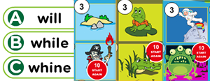 Long 'i' Word Families Game : ice, ize, ide, ife, ile, ike, ine, ime, ipe, ite, ive