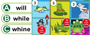 Long 'i' Word Families Game : ice, ize, ide, ife, ile, ike, ine, ime, ipe, ite, ive