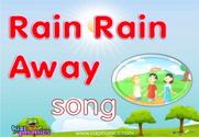 Rain Away Song