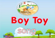 Boy, Oil, Toy Song