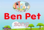 Ben, Pet, Vet Song