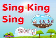 King Sings Song
