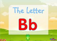 Letter Bb video