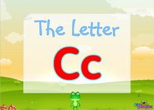 Letter Cc video