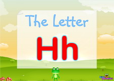 Letter Hh video