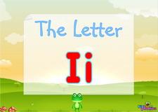 Letter Ii video