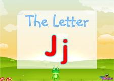 Letter Jj video