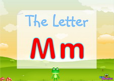Letter Mm video