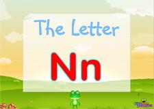 Letter Nn video