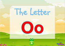Letter Oo video