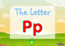 Letter Pp video