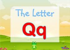 Letter Qq video