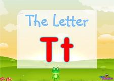 Letter Tt video