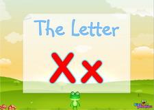 Letter Xx video