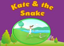 Kate & Snake video