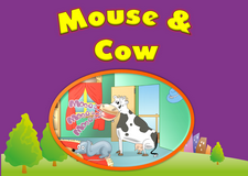 Mouse Cow video