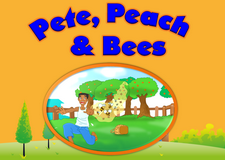 Pete, Peach & Bees video