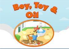 Boy, Toy, Oil Story video