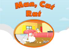 Man Cat & Rat video