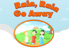 Rain Rain Go Away video