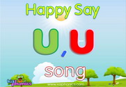 Short 'u' Phonics Warmer Song