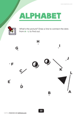 preschool alphabet worksheets