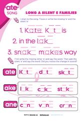 Kate lake silent e