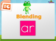 'ar' blending ppt