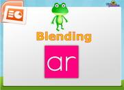 'ar' blending ppt