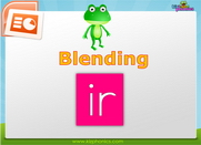 'ir' blending ppt