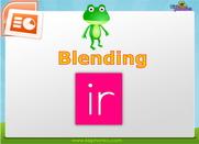 'ir' blending ppt