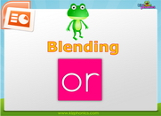 'or' blending ppt