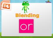 'or' blending ppt