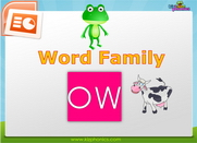 'ow' blending ppt (double vowel)