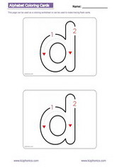 Lowercase d