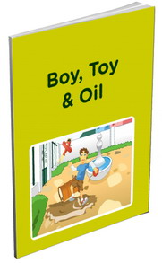 Boy, Toy, Oil Story