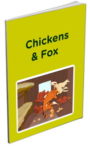 Chickens & Fox